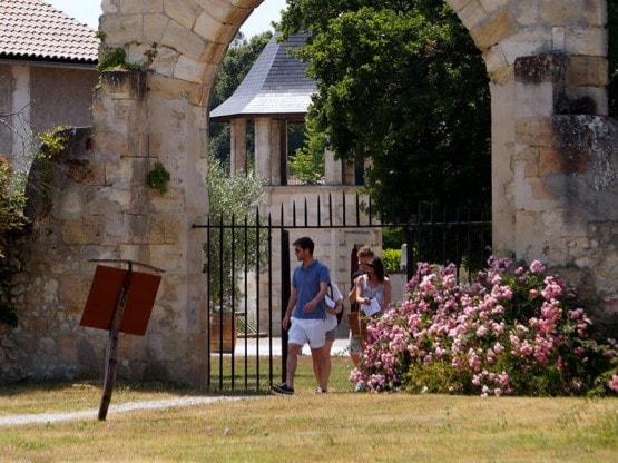 Château Saint Ahon Haut-Médoc Cru Bourgeois - Les Jardins de Mirabel visite famille Bordeaux